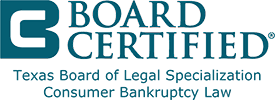 Logo Recognizing Law Office of J. Thomas Black, P.C.'s affiliation with Board Certified