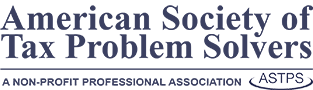 Logo Recognizing Law Office of J. Thomas Black, P.C.'s affiliation with the Tax Problem Solvers