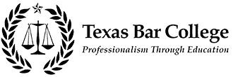 Logo Recognizing Law Office of J. Thomas Black, P.C.'s affiliation with the Texas Bar College